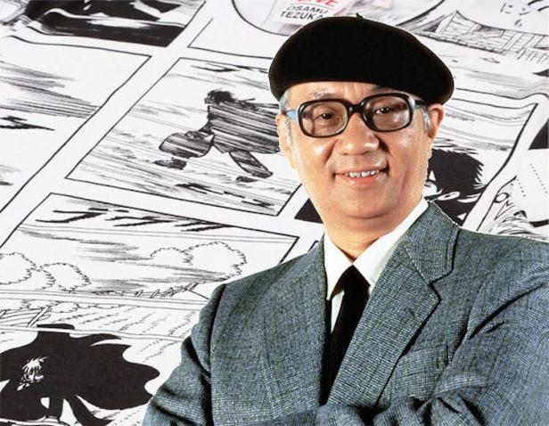 osamu-tezuka-manga-artist
